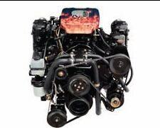 MERCRUISER 357 MAG BRAVO 4V 325 HP MARINE ENGINE