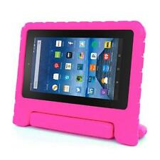 """For Amazon Kindle Fire HD 7"""" 2015 Kids Shock Proof EVA Handle Stand Cover Case"""