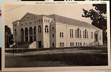 TURLOCK, CALIFORNIA Post Card 1905-15, Stanislaus County, BEULAH TABERNACLE