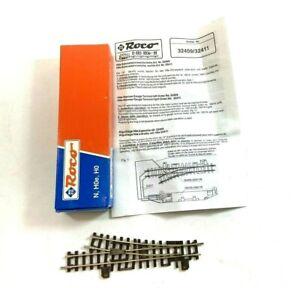 Roco 32411 H0e, N, H0 Underfloor Soft Narrow Gauge Switch Right 15° #7960