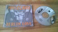 CD Hiphop Harleckinz - Berlin Love (2 Song) Promo SUPERIOR WEA sc