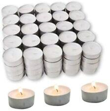 BISEN GLIMMA tealights Decorative Unscented Candles Tea Lights Party Indoor Best
