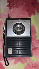New Listingvintage general electric am fm radio