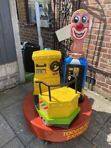 coin operated kiddie ride- 20p A Go Amusements Fairground Arcade WHITTAKER BROS