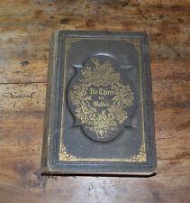 Die Thiere des Waldes Roßmäßler 1864 20 Kupferstiche 71 Holzschnitte Buch 063