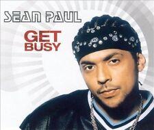 Paul, Sean : Get Busy CD