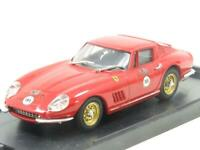 Best Models Diecast SL01 Ferrari 275 GTB/4 Coupe Ferrari Days 1 43 Scale Boxed