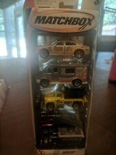 Matchbox Cars 5pk. Brand New!