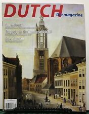 Dutch Magazine Amersfoort Tragedy Immigrant Trail Jan/Feb 2017 FREE SHIPPING JB