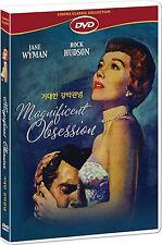Magnificent Obsession / Douglas Sirk, Jane Wyman, Rock Hudson, 1954 / NEW