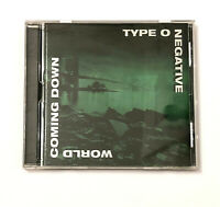 Type O Negative - World Coming Down (Audio CD, 2001, Roadrunner Records)