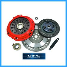 UFC STAGE 1 CLUTCH KIT+RACE FLYWHEEL SUPRA SOARER SC300 1JZGTE 2JZGTE R154 SWAP