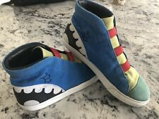 Kids Burberry Monster Graphic Shoes size 35 Msrp $245 (see Photos)