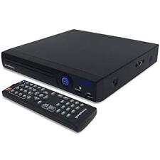 Grouptronics GTDVD-181 Compact Multi Region DVD Player  Karaoke Player with USB