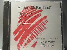 Piano Jazz by by Marian McPartland [Audio CD] Brand New