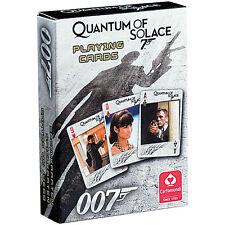 James Bond 007 Quantum Of Solace Kartenspiel (52 Blatt)