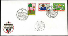 Netherlands 1987 Child Welfare FDC First Day Cover #C36105
