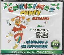 Christmas Party Megamix 30 Non-Stop Hits & 16 Track Bonus CD-Let's Have A Party