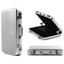 Metal Small Card Case Credit Holder Mini Briefcase Business Coin Case Fashion
