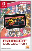 Namco t Collection switch Asia Import  12 games included