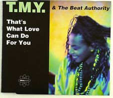 CD Maxi-t.m.y. & the Beat Authority-that 's What Love can do for you-a4284