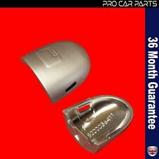 RENAULT MEGANE / Door Handle Cover Grey Door Lock Cover Silver Left