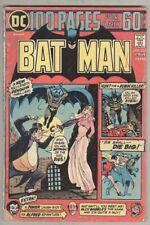 Batman #257 August 1974 G 100 page giant