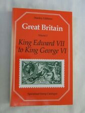 Stanley Gibbons Edward Vii To George Vi Specialised Catalogue Vol 2, Excellent