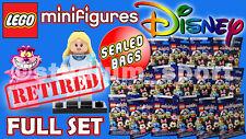 LEGO Minifigures: Disney Series [71012] SEALED COMPLETE FULL SET *GET 5% OFF