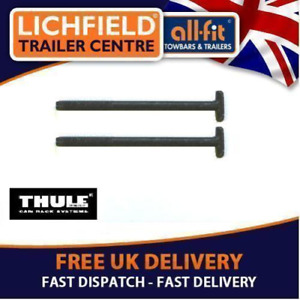 Thule 591 92mm x2 Spare for Square Bar Roof Mounted Cycle Carriers 50553