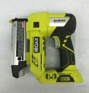 Ryobi P318 18-Volt ONE+ AirStrike 23-Gauge Cordless Nailer (Tool Only) GOOD M