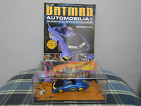 Eaglemoss Batman Automobilia -No.10 Batman #311 Die-cast Car +Book Collectable