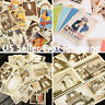 32x Vintage Postcards Super Stars European American Photo Poster Retro   o CA
