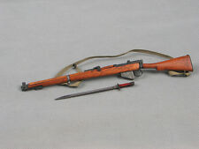 Soldier Story 1/6 Scale Weapon Model WWII Lee Enfield Rifle F 12'' Action Figure