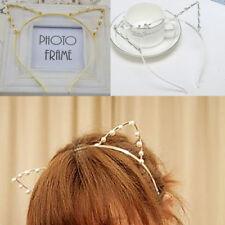 Accessoires de coiffure headbands en cristal pour femme