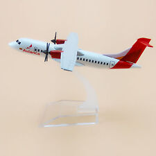 16cm Metal Airplane Model Plane Air Avianca ATR-600 ATR 600 Airlines Aircraft