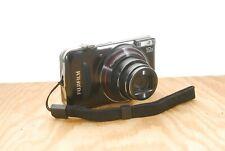 Fujifilm FinePix T310 Digital Camera - 14MP, 10x Zoom, Black
