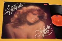 AMANDA LEAR LP I'M A PHOTOGRAPHY ORIG ITALY 1977 NM !