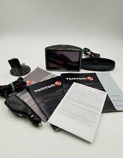 "TomTom GO 730 Car Portable GPS Navigator Unit 4.3"" LCD tom set system"