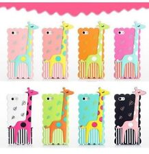 Unbranded/Generic Silicone/Gel/Rubber Matte Mobile Phone Cases, Covers & Skins for iPhone 5c