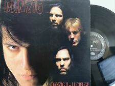Danzig – Danzig II - Lucifuge LP 1990 Def American Recordings DEF 24281 VG/VG