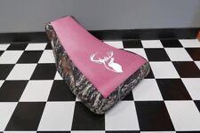 Honda Rubicon 500 2001-04 Elk Pink Camo Seat Cover #nw1782mik1781