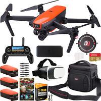 Autel Robotics EVO Drone Quadcopter On The Go Bundle 4K 3-Axis Extended Warranty