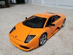 Lamborghini Murcielago LP640 1:18 scale diecast model