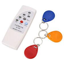 RFID Handheld 125KHz Door Access Control Card Copier Duplicator Cloner White