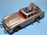 CORGI TOYS VINTAGE 270 JAMES BOND 007 DB5 ASTON MARTIN AGENT CAR EXCELLENT RARE