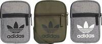 Adidas Festival Mini Bag Trefoil Sack Casual Grey Night Cargo Unisex Men Women