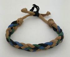 12 x geflochten Leder Armbänder Armbänder