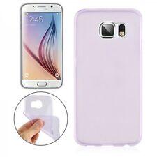 contraportada Color Púrpura Transparente Funda Estuche 0,3 - para Samsung Galaxy