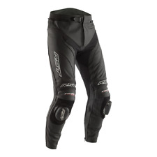 RST Tractech Evo III sports track race leather bike jeans